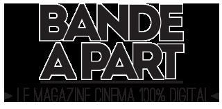 Logo BANDE A PART - magazine de cinéma 100% digital