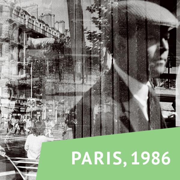 Paris, 1986